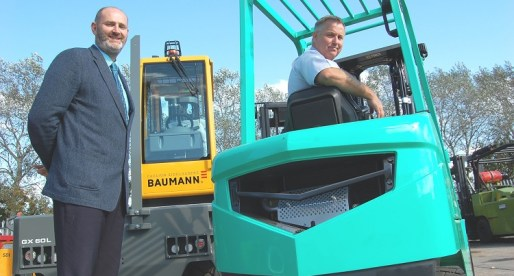 Hannaman Material Handling Secures £600,000 Additional Funding for Future Expansion