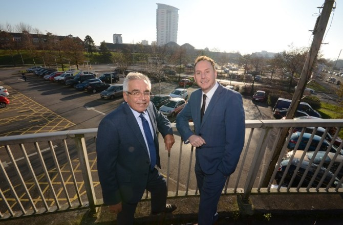 Contractor Appointed to Deliver £120m Swansea Central Phase One