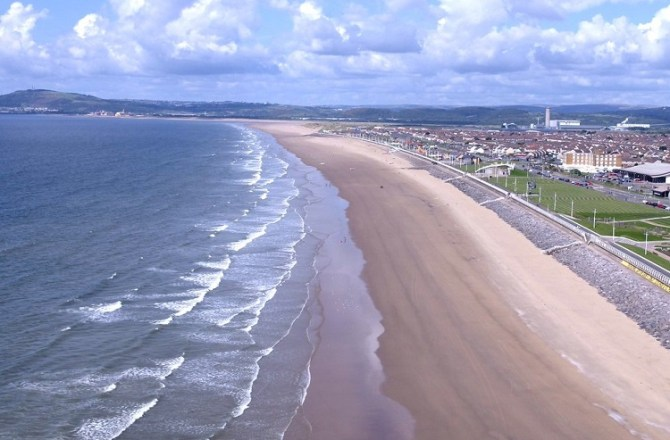 Aberavon Beach Wins Prestigious Seaside Award