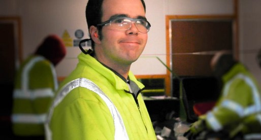 North Wales Recycling Centre Benefits from Welsh Government's Apprenticeship Drive