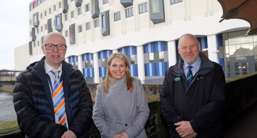 Ministerial Visit for Developments Changing the Face of Port Talbot
