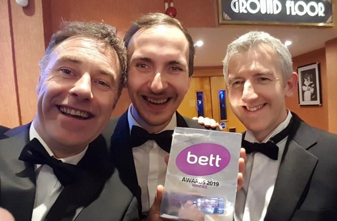 Wales-based Educational Software Company Wins Prestigious Award