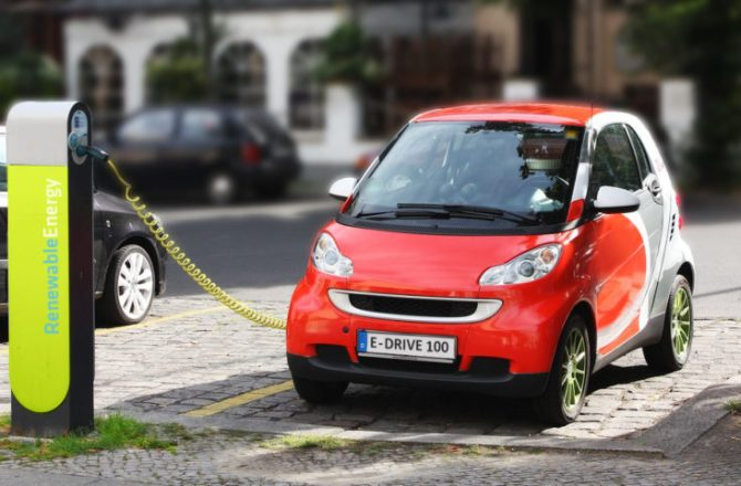 Views Sought on Electric Vehicle Charging Points Across Gwent
