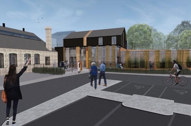 Big Step Forward for Key Swansea Heritage Site