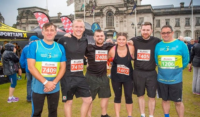 Wales' Companies Challenged in this Year's Nation Radio Cardiff 10K Race