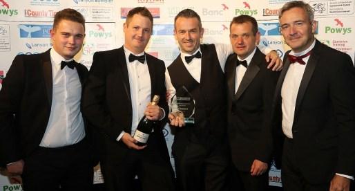 High Flying Welsh Construction Company Wins Entrepreneurship Award