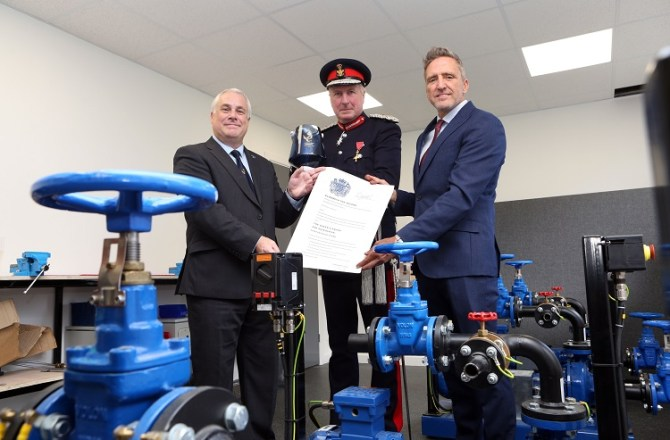 Wrexham Explosion Safety Firm Launches New Training Centre