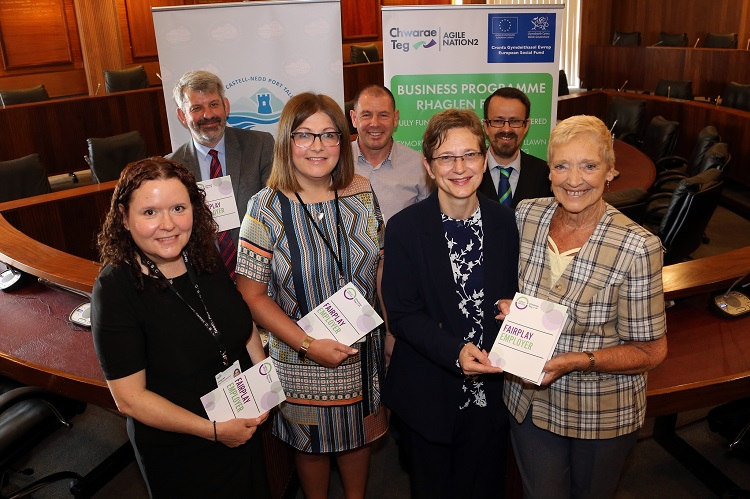 First Welsh Local Authority to Sign Up to FairPlay Employer Scheme