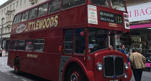 Classic Car Rally Returns to Newport City Centre