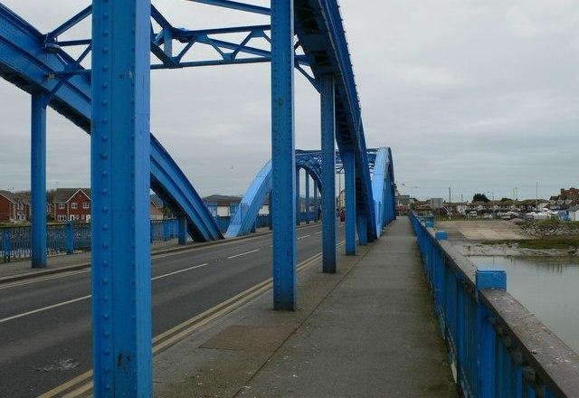 Temporary Closures of Rhyl's Foryd Bridge for Essential Maintenance