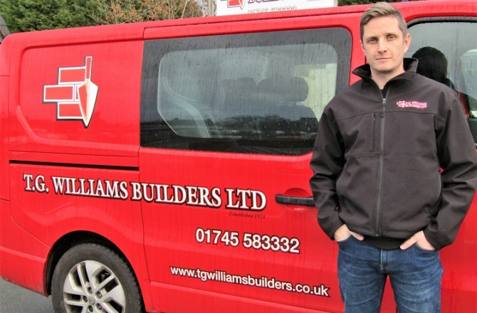 North Wales Builder Doubles Turnover and Unveils Plans for Major Expansion in 2019