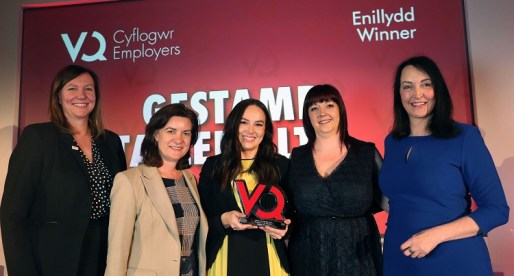 Llanelli Manufacturer Named VQ Employer of the Year for Wales