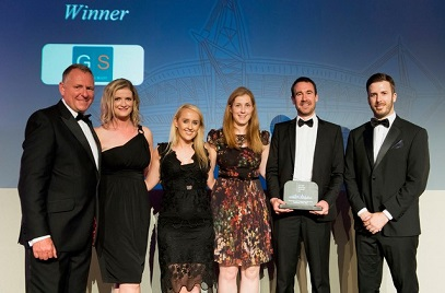 Greenaway Scott Celebrates Cardiff Business Awards Win