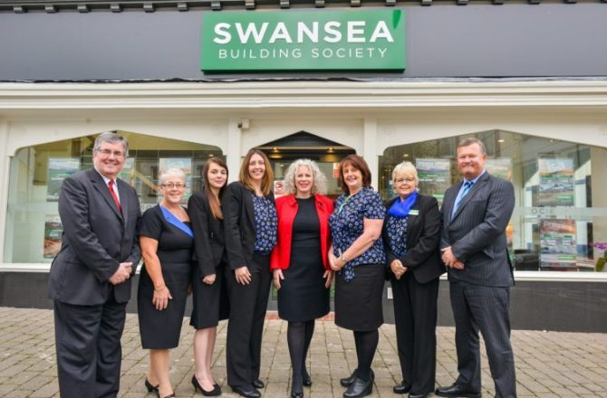 Swansea Building Society Hires HSBC Exec to Head New Branch in Carmarthen
