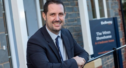 New Homes Sales Manager is Loving Every Minute