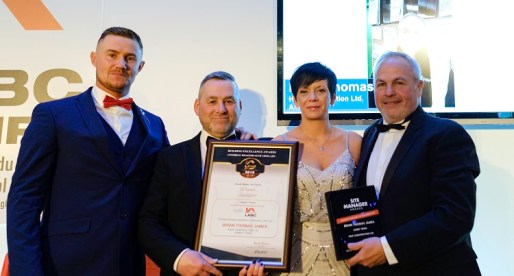 Hale Construction Site Managers Shine at Building Awards