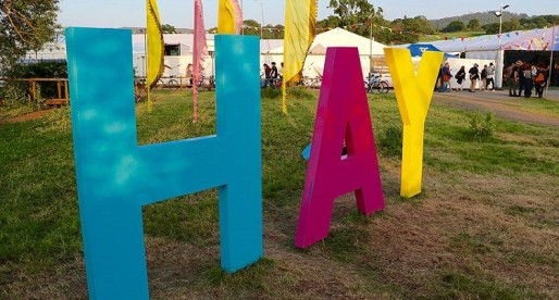 Hay Festival 2018 to be Greenest Year Ever, with Site Powered by Good Energy