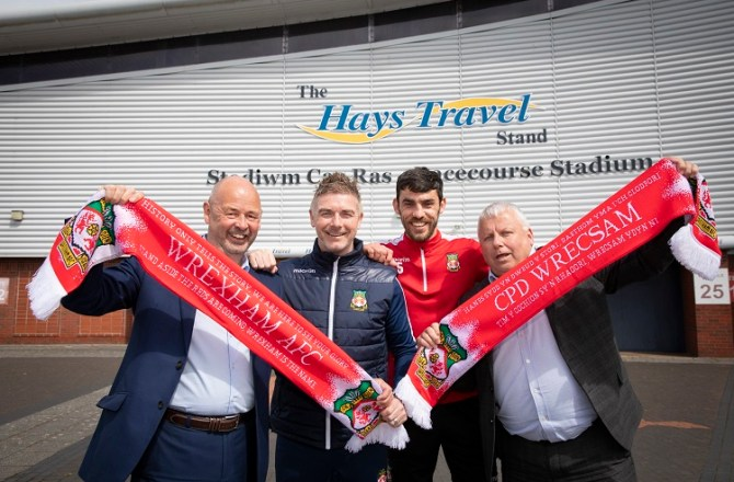 Dragons Net Hat-Trick Sponsorship Deal with Travel Firm