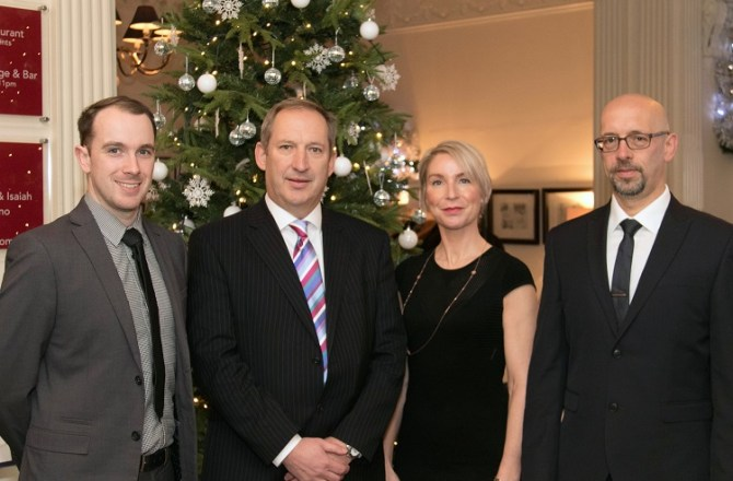 Hewlett Packard Director Talks Future of Technology in Business at North Wales IoD Lunch