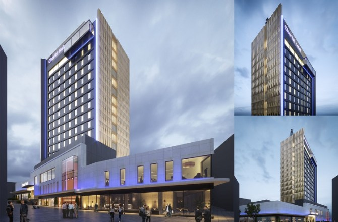 Hotel Plan Approved for Newport's Tallest Building