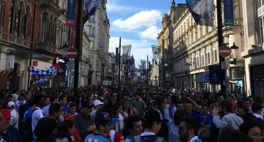 UEFA Champions League Final Attracts Highest Ever Recorded Footfall in Cardiff