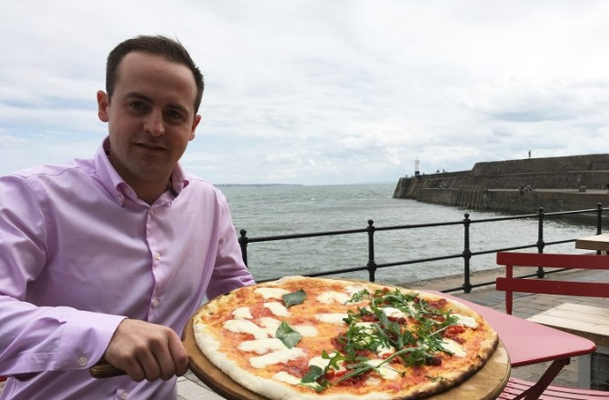 Restored Jennings Building Welcomes New Restaurant to Porthcawl