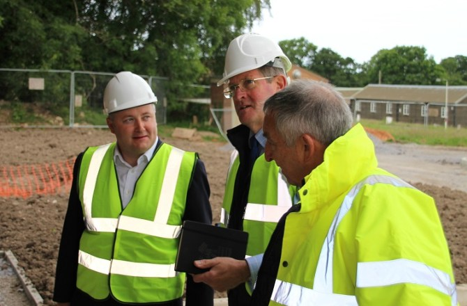 New Build Development for Reserves and Cadets Receives Support from AM