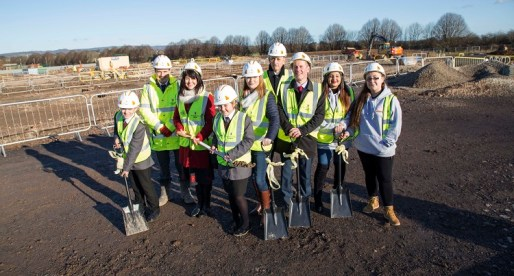 Construction Starts on Permanent Home for Cardiff's Newest High School