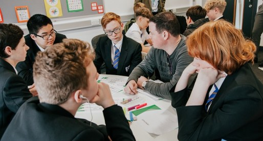 Local Entrepreneurs Inspire Caldicot Pupils to Turn a Hobby in to Business