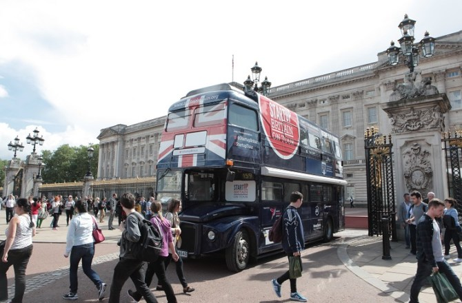Startup Britain Bus Tour to Visit Cardiff as Number of New Startups Reaches 1,474