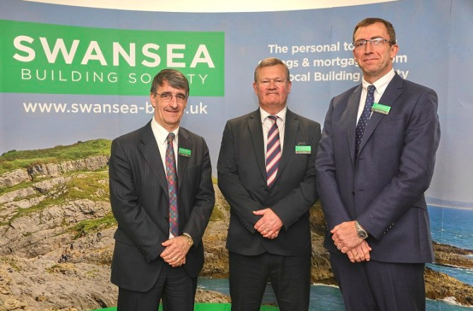 Swansea Building Society Unveils new Chairman at AGM