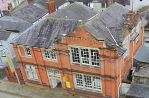 Major Redevelopment Planned at Carmarthenshire's Oriel Myrddin