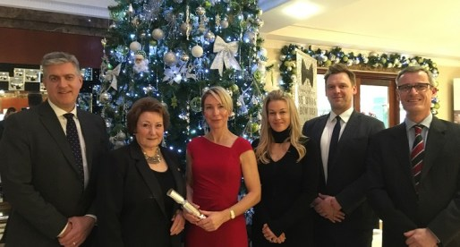 IoD Marks Festive Finish to Business Year at Annual Christmas Lunch