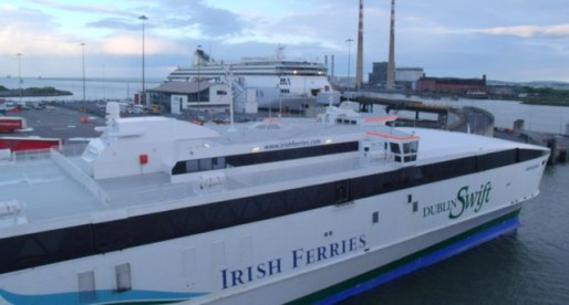£146M for New Holyhead to Dublin Ferry Route