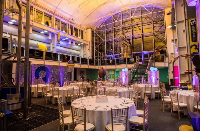 Techniquest Urges Christmas Party Planners to Book Early