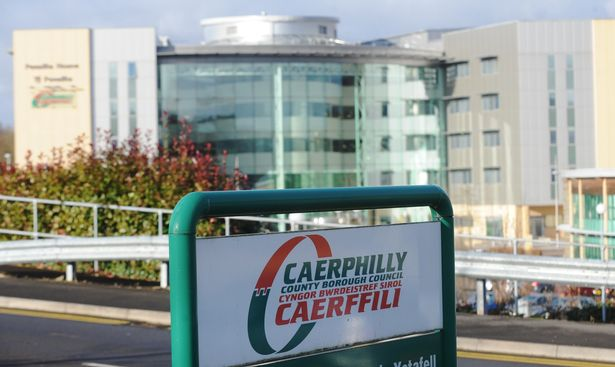 Caerphilly County Borough Council Welsh Language Standards Annual Report