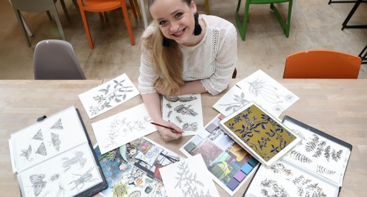 Cardiff Student has Designs on Future Success with Luxury Homeware Brand