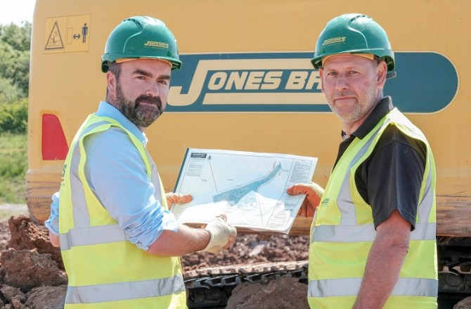 Civil Engineering Firm Secures £1.8m Contract for Helicopter Base Construction