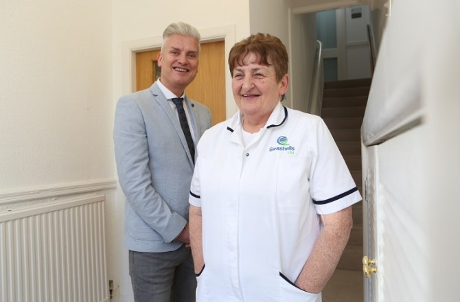 Call for New Recruits to Consider Care for a Long-Term Career