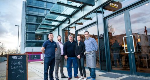 Creative Coffee Shop gets Cardiff Launch with Finance Wales Loan