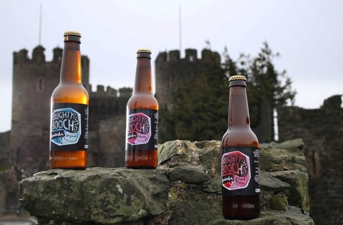 New Welsh Made Kombucha Hits UK Non-Alcoholic Drinks Market