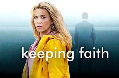 Crime Thriller Keeping Faith Filmed in Pencoed