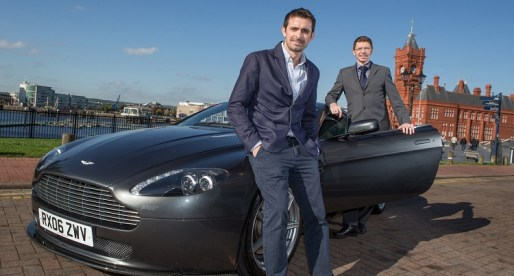 Cardiff-based Digital Marketing Company Appointed by Aston Martin Owners Club