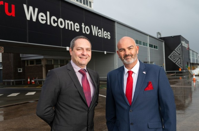 Global Trek Aviation Invests in Cardiff Airport