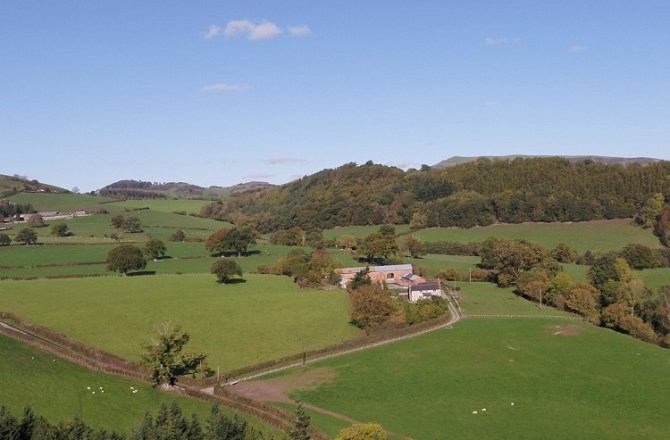 Planning Consent for New Wedding Venue at Llangedwyn Barn
