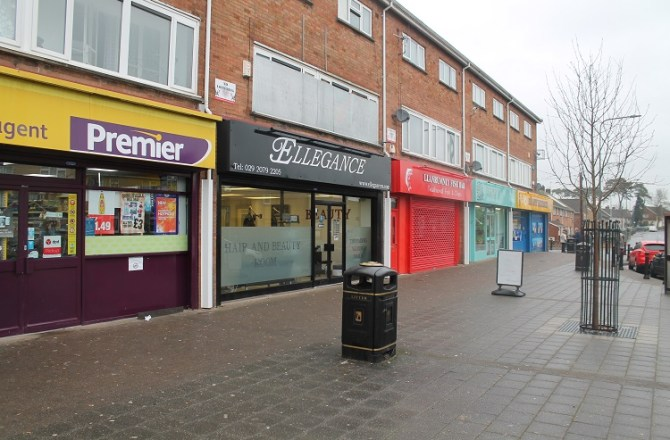 Funding to Provide New Lease of Life for East Cardiff Shopping Parade