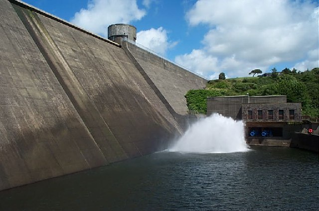 Completion of Pembrokeshire Hydro-electric Scheme