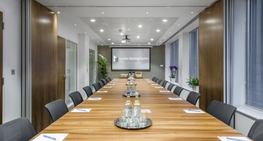 ThinkBooker Booking System Launched for London Meeting Rooms