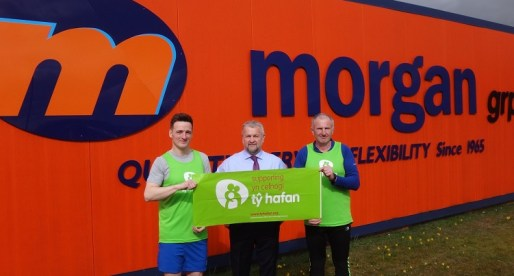 Commonwealth Games Athlete and Generous Donors see Newport Marathon Bid for Ty Hafan Get Off to a Flying Start