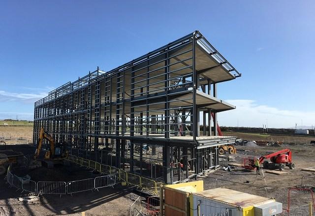 Final Phase of £20m Menai Science Park Takes Shape